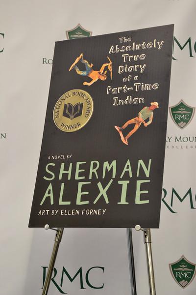 Common Read: Keynote Sherman Alexie (2014)
