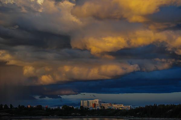 6 2013 Jun 25 Interesting Cloud Formations*