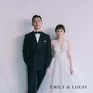 Studio Pre Wedding - Emily and  Louis