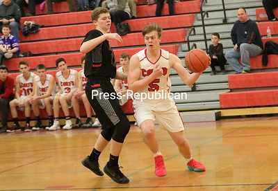 Boys Basketball — Saranac vs. Beekmantown
