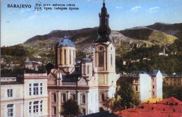 Pravoslavna crkva izgradjena 1872. godine.