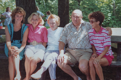 1991 Family Reunion
