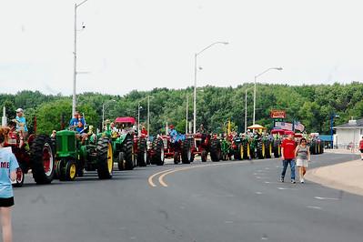 Great Eastern Iowa Tractorcade 2012