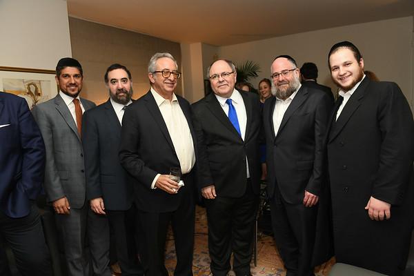 2018 Rachashei Lev at Ambassador Dani Dayan