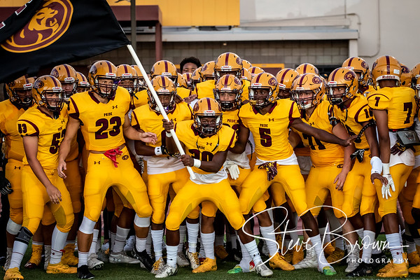 2019 Mountain Pointe Varsity Football