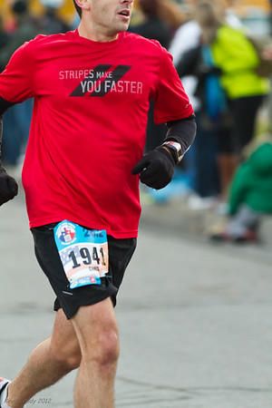 2012 Detroit Free Press Marathon