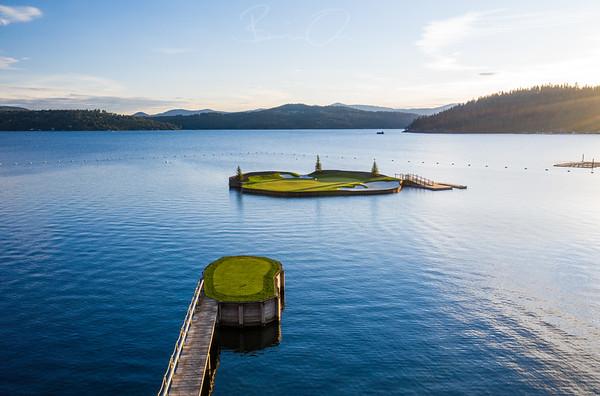 Coeur d'Alene Resort Golf Course