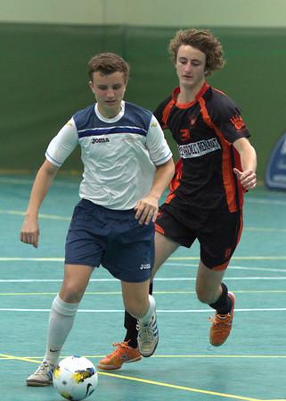 2013 0216 - Futsal PL Yth SemiF Phoenix 3rd (4) v Canberra 4th (0)