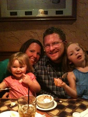 2012 McKenna's Birthday