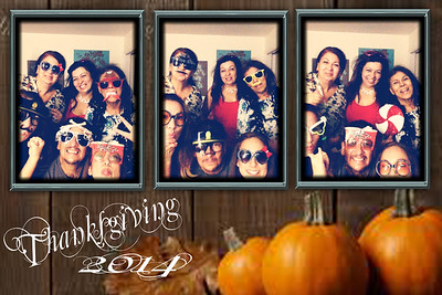 Spencer's Thanksgiving Day 2014!