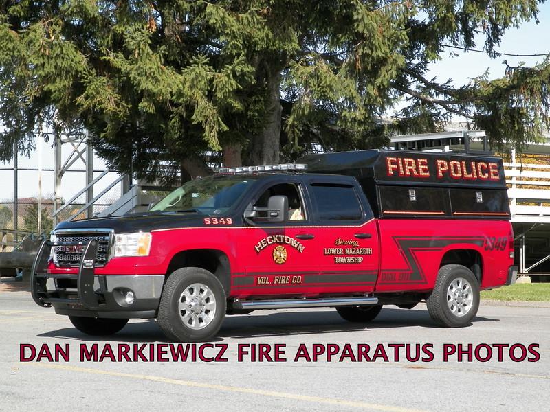 HECKTOWN FIRE CO.