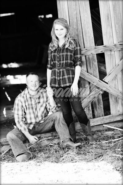 Brett and Rachel