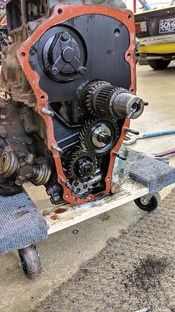 "2019-01-12 - 1100 ""Mini"" engine"