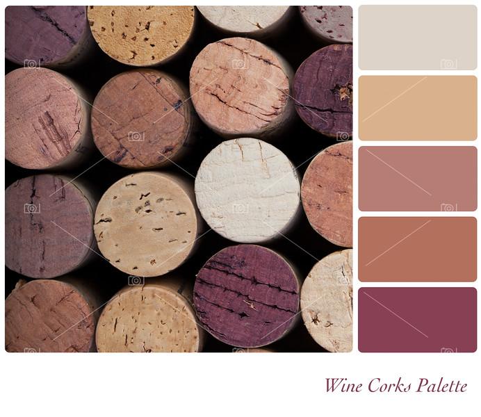 Landscape Format Colour Palettes