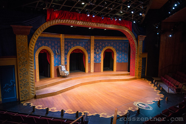 "University Theatre ""The Complete Works of William Shakespeare (Abridged) (Revised)"""