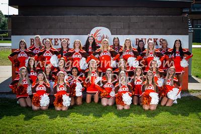 Cheer Team Photos