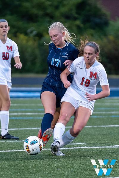 9-24-2020 HVA vs Maryville Girls Soccer