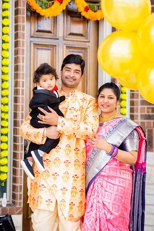 Samrat's 1st Birthday