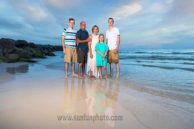 The Gaule Family Panama City Beach