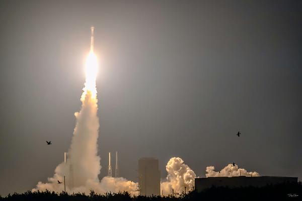 CST-100 Starliner Orbital Flight Test Aboard an Atlas 5