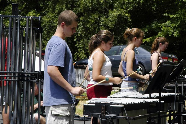 2005-08-08: Band Camp Day 6 (Afternoon Practice)