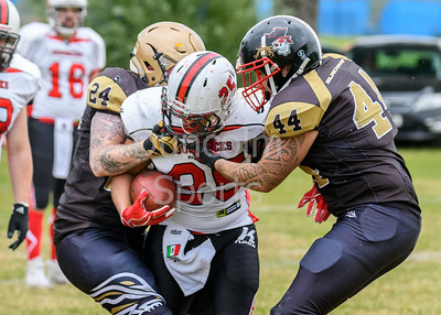 Clyde Valley Blackhawks v Aberdeen Roughnecks