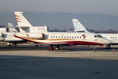 Togolese Corporate Aircraft