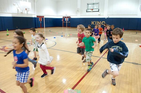 PreK, Kindergarten, and LS Fun Days - June 2012
