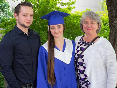 Lydia's Graduation