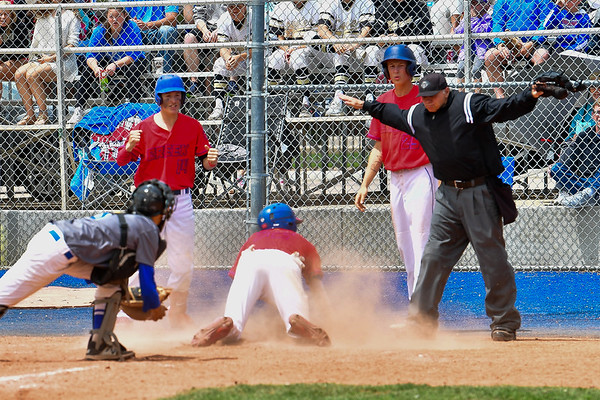 Regional Game - Broomfield vs Cherry Creek - May 12 2018
