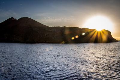 Sullivan Bay & Santiago Island