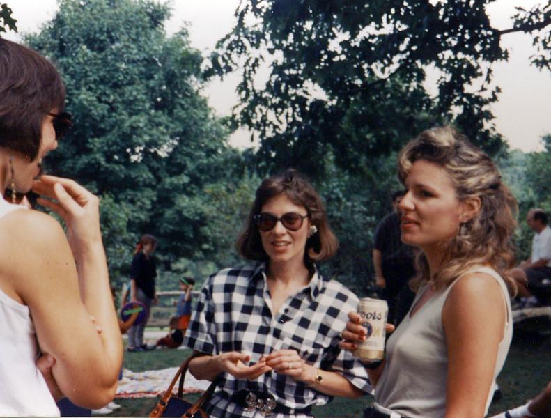 Debbie White, Lenore Lessig Veresh, Janice Wolf Olsen