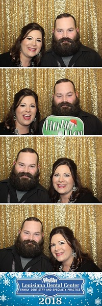 Louisiana Dental Center Holiday Party 2018 @ The Roosevelt