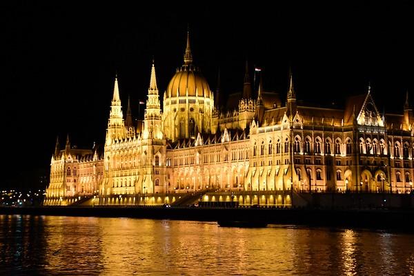 Danube River Cruise November 2017