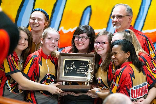 WCHS Boys and Girls Bowling