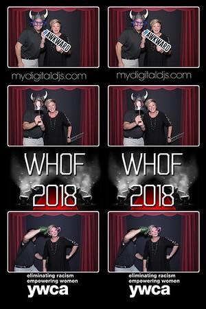 YWCA 2018 WHOF