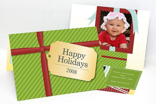 5x7 Holiday Cards