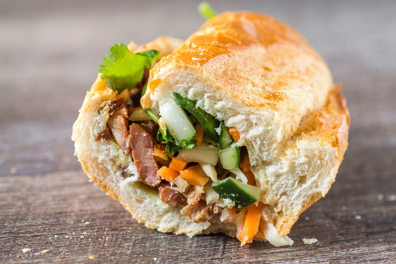 Banh Mí Sandwiches