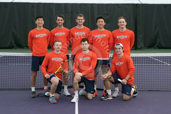 Wheaton College 2019 Men's Tennis
