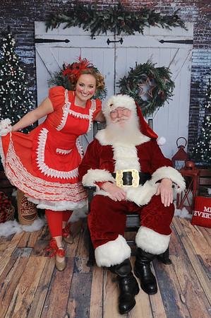 Stonebriar Santa Photos- Pt2