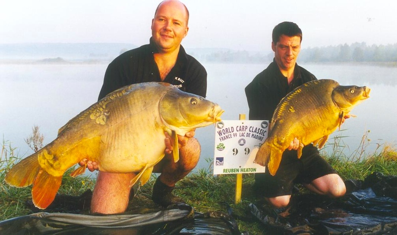 WCC99-Pic 4- 99 winners with 2 carps
