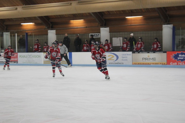 1-31-15  Game vs North Metro