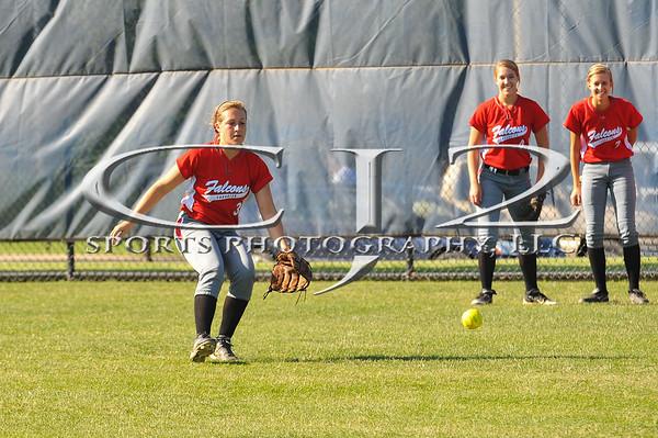 6-6-2014 Fauquier at Woodgrove Softball (Varsity)