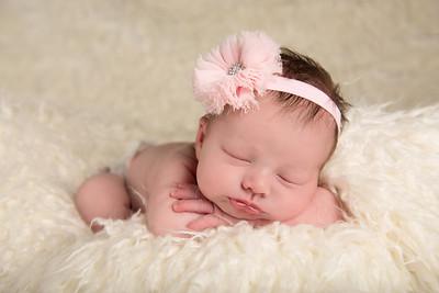 Charlottes Newborn session
