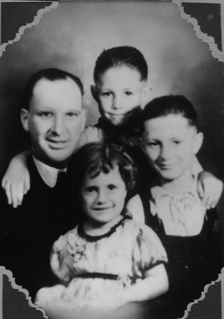 Walker and Mildred Lee Family