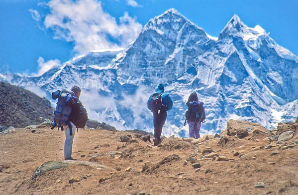 Mt Everest April 2000
