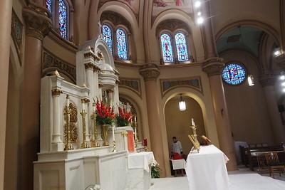 Fr. Joseph Illo's Silver Jubilee Solemn High Mass (6/29/16)
