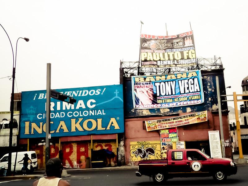 lima dodgy barrio