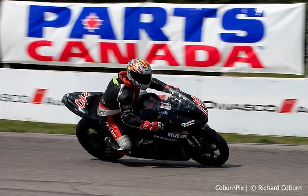 2011 Parts Canada Superbike Wknd