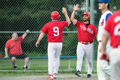 Lunenburg Phillies Baseball, August 1, 2019